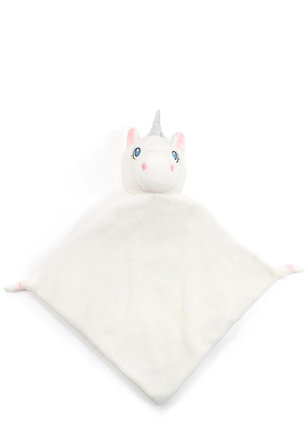 Personalised Baby Comforter Boy Girl Blanket Elephant  Unicorn Baby Gift Blankie