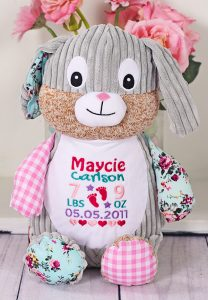 Baby Sensory Bunny Teddy