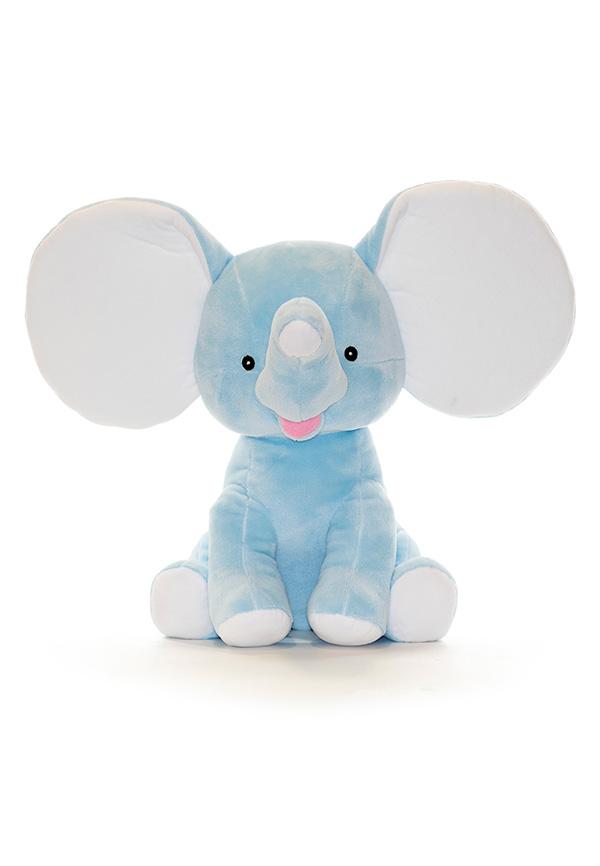 Blue Elephant Teddy