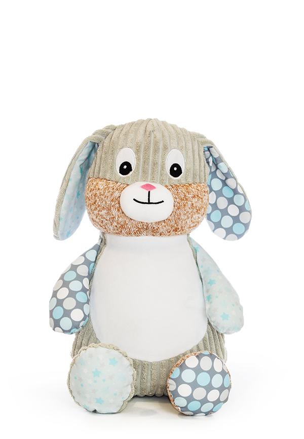 Personalised Baby Sensory Bunny