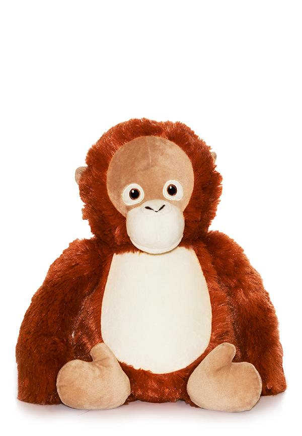 Personalised Orangutan Teddy