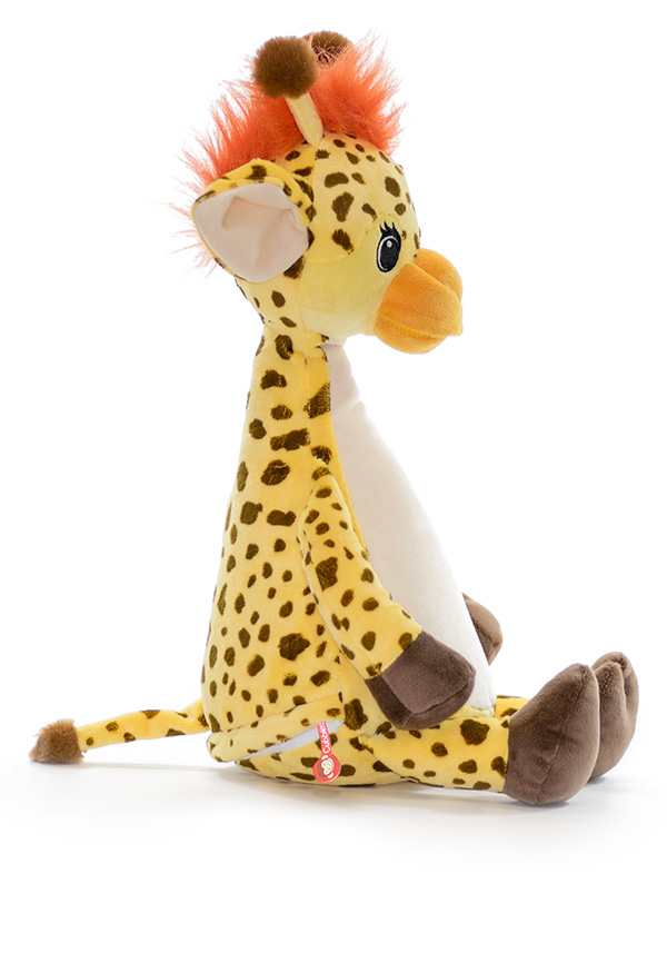 Brand New. 'Tumbleberry' The Giraffe Cubbies Toy