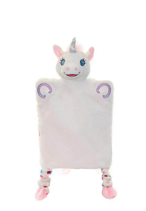Personalised Unicorn Puppet
